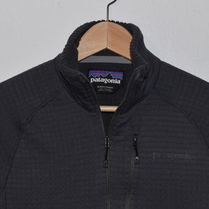 Men's Patagonia R1 Pullover Fleece Sweater Jacket